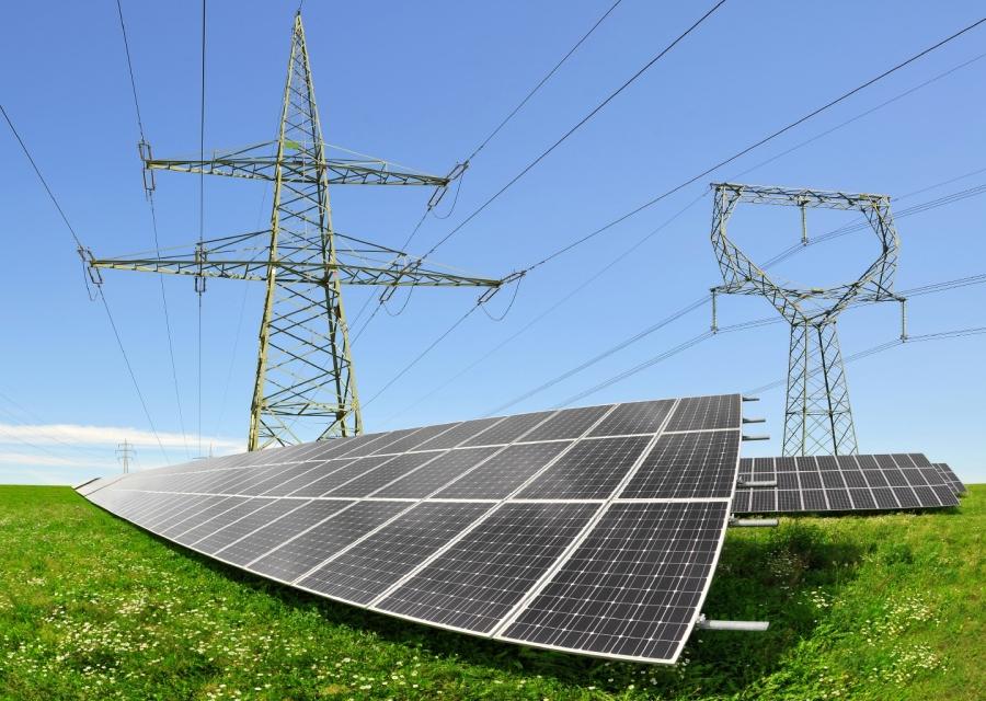 Hội chợ năng lượng mặttrời