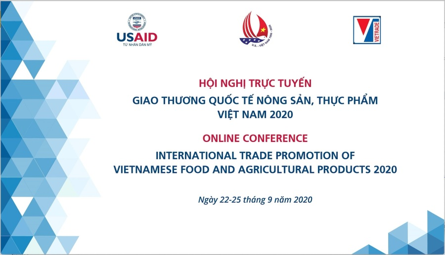 Vietnam International Business Networking Webinar on Agricultural and Food products 2020