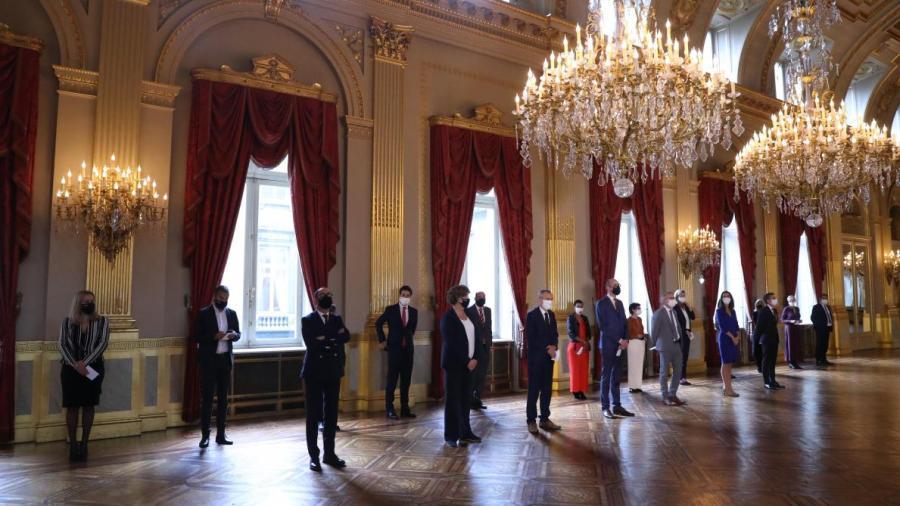 VQ Bỉ chính thức có nội các đầy đủ sau 2 năm bầucử