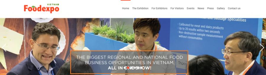FoodExpo Vietnam 2020: virtualedition