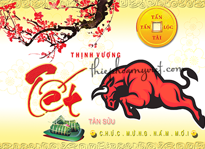 """Tết"" – New year of Viet Nam is coming"