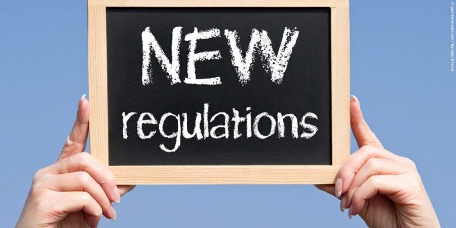 Một số quy định mới của EU về phân loại hàng hóa; cho phép thay đổi các thông số kỹ thuật của thực phẩm mới Lacto-N-neotetraose và hài hòa hóa các tiêu chuẩn của máy giặt, rửa bát giađình