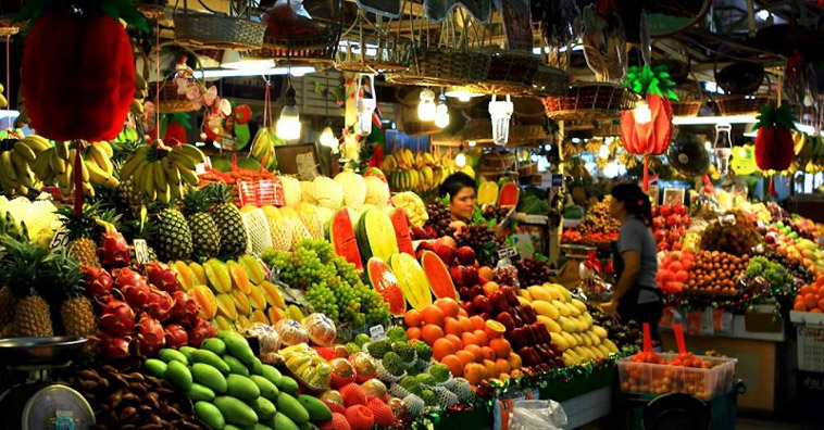 Vietnamese Fruits – quintessence of Vietnam' s earth and sky are eager and would like to serve EUcitizens